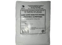 Соль пищевая, кухонная, помол № 1 в мешках 50 кг