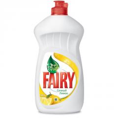 Средства для мытья посуды Фейри