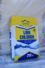 Известь хлорная,  хлорне вапно,  хлорка, ...