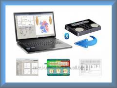Fazagraf system for athletes PC OS Windows XP-10