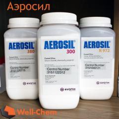 Aerosil, Aerosil - загуститель, антислеживатель,
