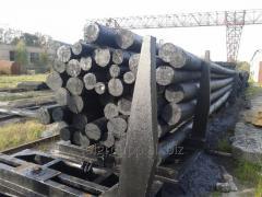 Piliery opěrné dřevěné