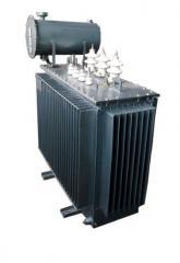 Силовой трансформатор ТМ 400/6(10)