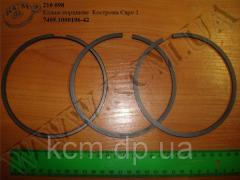Кільце поршневе 7405.1000106-42 (Евро-1) Кострома