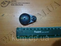 Заглушка щита гальмівного 5336-3501192-01, ...