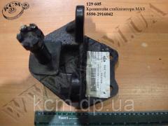 Кронштейн стабілізатора 5550-2916042 МАЗ, ...