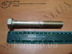 Болт пневмобалона 372674 (М16*1, 5*120) МАЗ,...