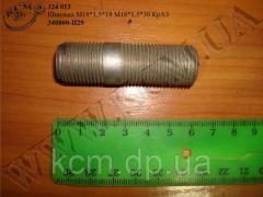 Шпилька 348800-П29 (М18*1,5*30) КрАЗ