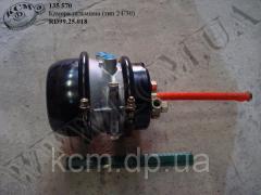 Камера гальмівна RD99.25.018 (тип 24/30), арт. RD99.25.018