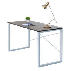 Письменный стол Fenster Интеграл Серый 74x120x60 столешница Венге