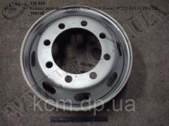 Колесо диск. 8*275 ЕТ143 DIA 221 (євродиск, 7,50*19,5; 8 отв.)