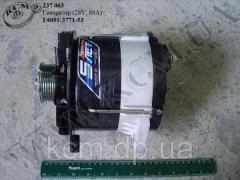 Генератор Г4001-3771-53 (28V, 80А), арт. Г4001-3771-53
