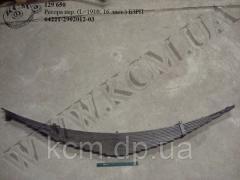 Ресора пер. 64221-2902012-03 (L=1910,  16...