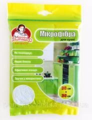 Салфетка из микрофибры для кухни