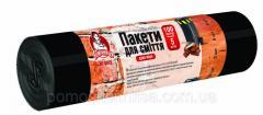 Мусорные пакеты для строительного мусора ТМ