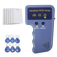 Бесконтактный дубликатор RFID карт и брелков.