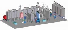 Комбикормовый цех HIMEL (Германия), 2.5 тонн в
