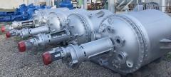 Оборудование для производства катионитов, ...