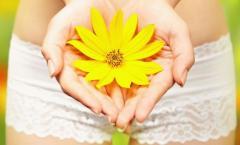 Йолман №4 - капли для женского здоровья
