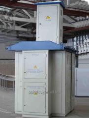 КТП 100 Комплектная трансформаторная подстанция