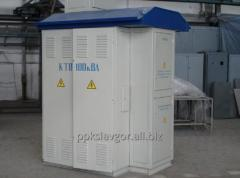 КТП 25- Комплектная трансформаторная подстанция