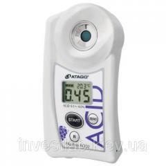 Измеритель винной кислоты PAL-Easy ACID 2 Master Kit ATAGO