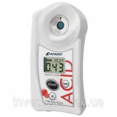 Измеритель кислотности томатов PAL-Easy ACID 3 Master Kit
