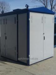 Проходная трансформаторная подстанция КТП 400 кВА