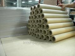 Cardboard cores,  tubes, sleeve