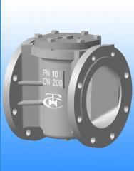 CRANES PITH CORROSION-PROOF FLANGE DN 150, 200,