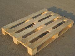 Поддон деревянный от производителя Апрель, МЧПКП