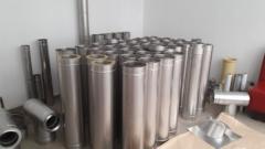 Трубы из нержавеющей стали для Дымохода