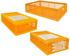 Ящики для перевезення живих птахів