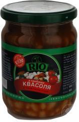 Квасоля з грибами та овочами в томатному соусі Pio