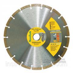 Алмазный круг NovoTools Standart 230 мм*7 мм*22,23
