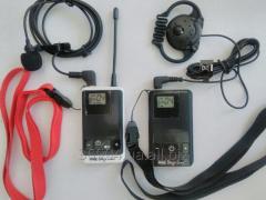 Система радио гид ATS(Германия) - цифровая система