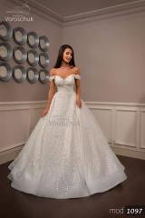 Wedding ballgown, model 1097