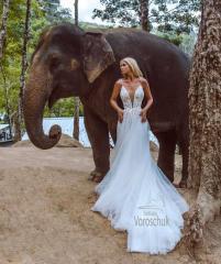 Wedding dress, model  196