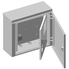 Ящик учета и распределения электроэнергии ЯУР-1Г-4