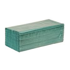 Рушники паперові 200 листів сірі