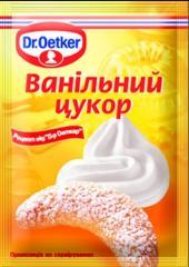 Ванільний цукор Dr. Oetker