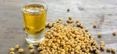 Соевое масло для обогащения кормов