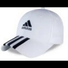 Кепка бейсболка Adidas Originals белая