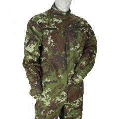 Tactical suit BDU vegetato
