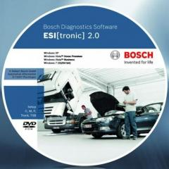 Программное обеспечение Bosch ESI[tronic] bike
