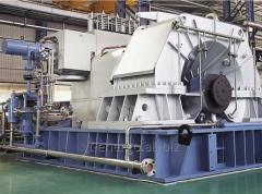 TRIVENI steam turbines