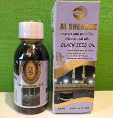 Масло черного тмина натуральное Египет 125 мл
