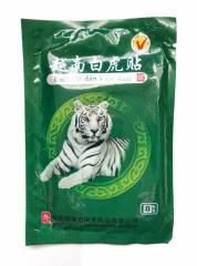 Обезбаливающий согревающий пластырь «Белый Тигр»