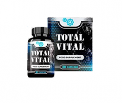 Капсулы от простатита Total Vital (Тотал...
