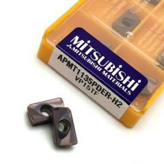 Пластины фрезерные Mitsubishi APMT1604PDER-H2